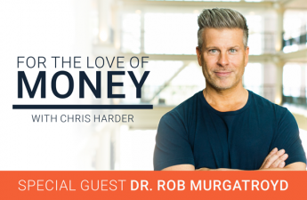304. How to make transitions in life – with Dr. Rob Murgatroyd